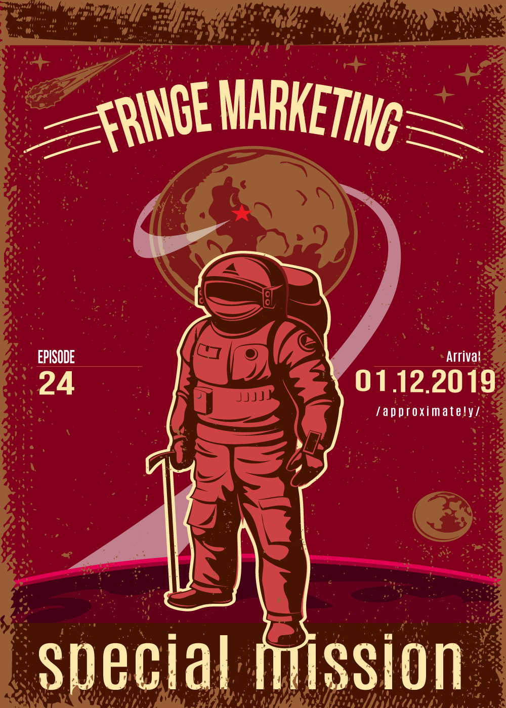 EP 024 – Fringe Marketing